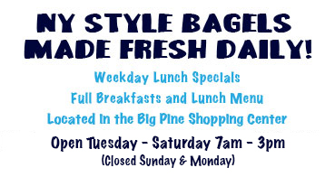 Located On Big Pine Key, Open Tues. to Sat. 7am - 3pm